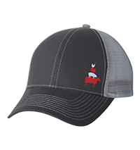 Cap - Trucker, Dark Grey Thumbnail