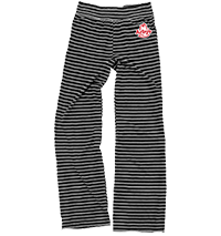 Ladies Stripe Pant Thumbnail